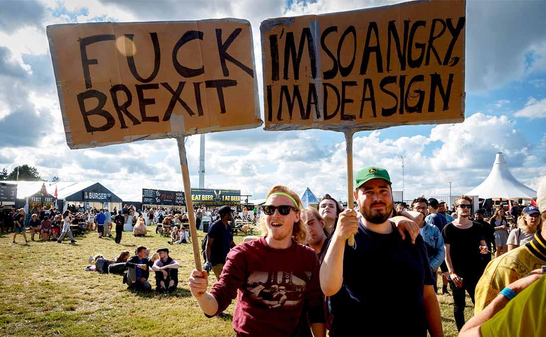 【英國脫歐現場:倫敦】「我們回不去了」──當Brexit成真,為什麼高學歷的年輕人高興不起來?