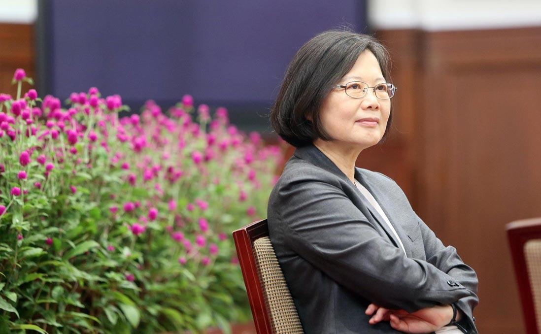 【黃子玲@台南】致小英總統:當對岸同世代的國際資源已遠超我們,台灣青年的未來在哪裡?