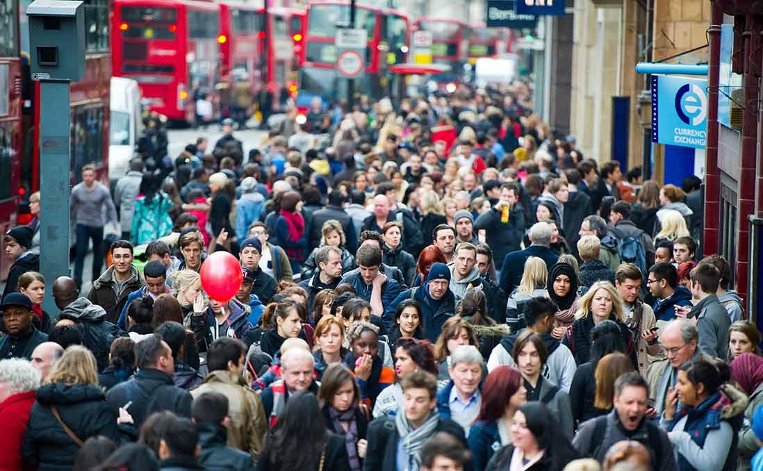 倫敦的東南西北,不會消失的階級與貧富差距