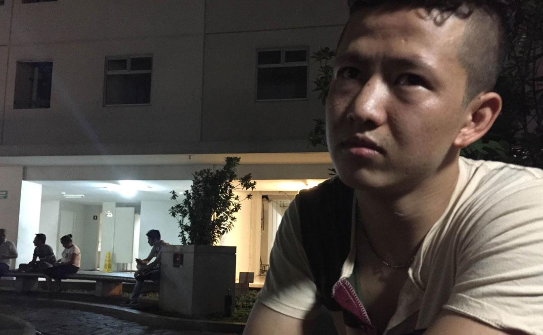 一個19歲難民,困在印尼的故事──1/13,500的他,已經失去作夢的動力