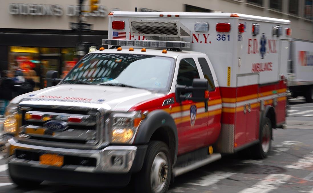 美國搭上救護車、動心臟手術經驗談:醫護專業,不能只靠前線人員的付出與愛心