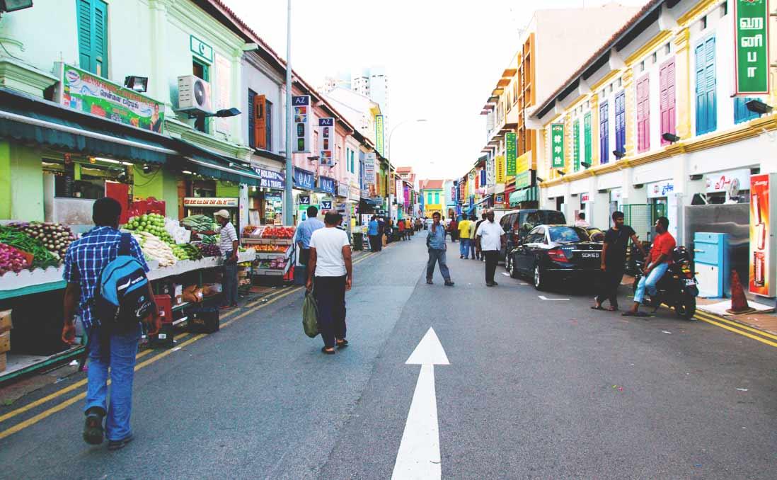 一個不可能中的可能:新加坡,從矛盾到「和諧」的社會