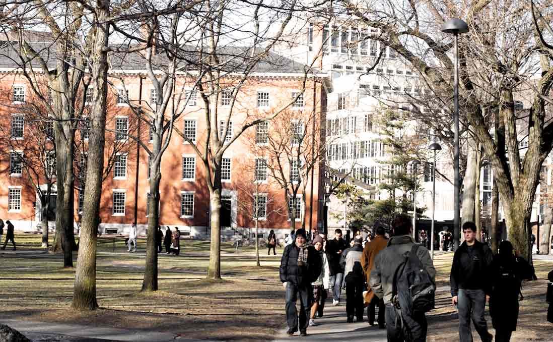 哈佛大學33年來第一次罷工:一個食堂,兩個世界