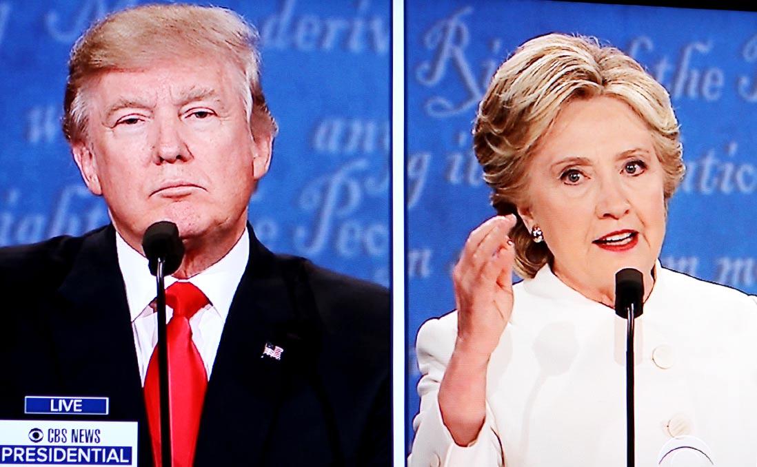 川普與項羽──美國總統大選辯論,「性格決定命運」
