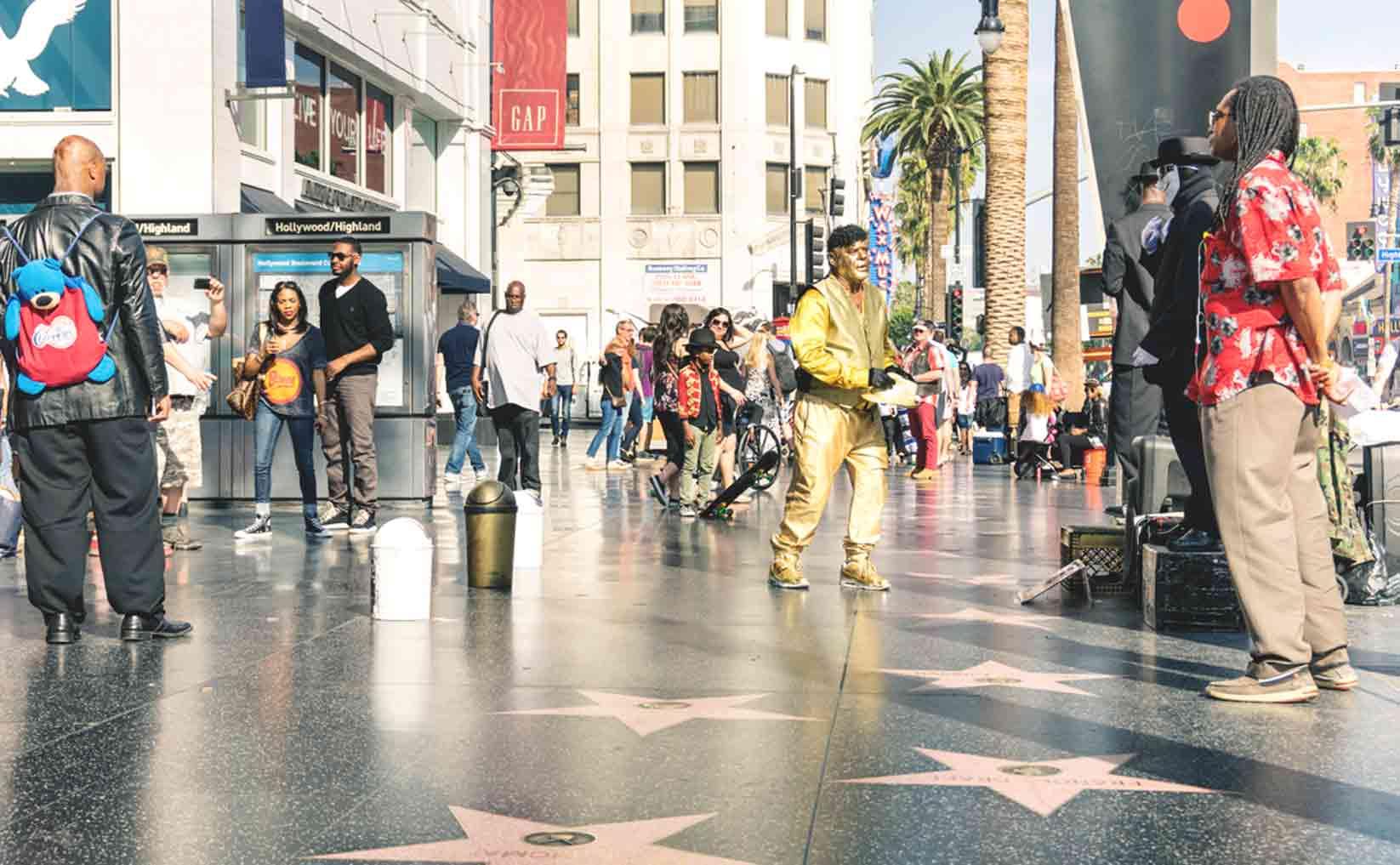 我的人生第一堂表演課,在好萊塢
