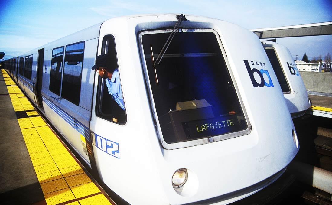 舊金山Bart通勤記:發臭的車廂,卻載著我熟悉的夢想