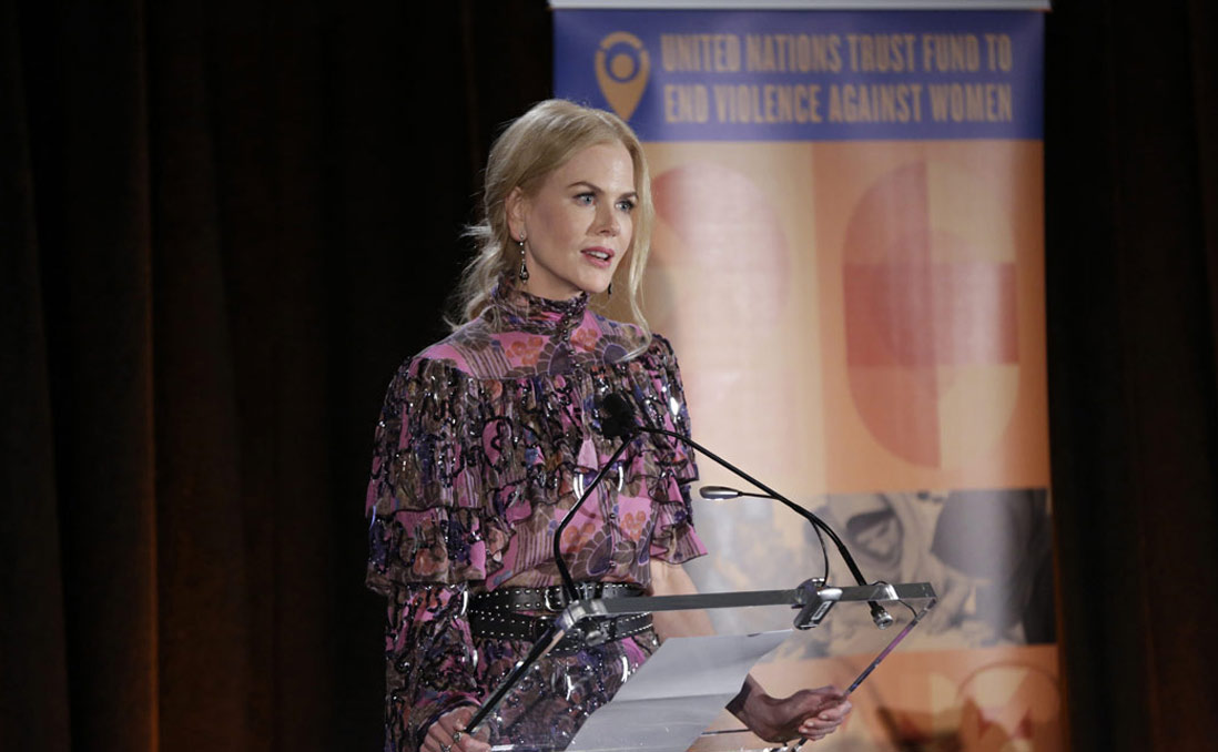 我在紐約聯合國總部UN Women工作,看到世界真實的不平等