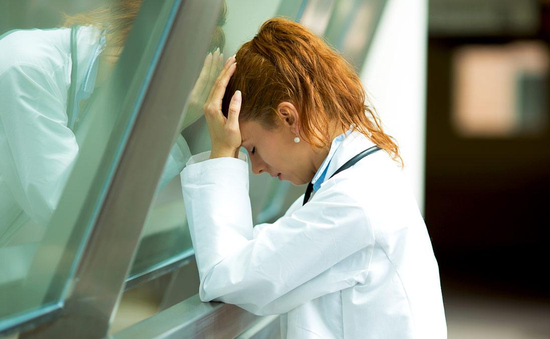 醫生有權力說,我的心好累嗎?──談醫師的情緒勞務與身心枯竭(burnout)