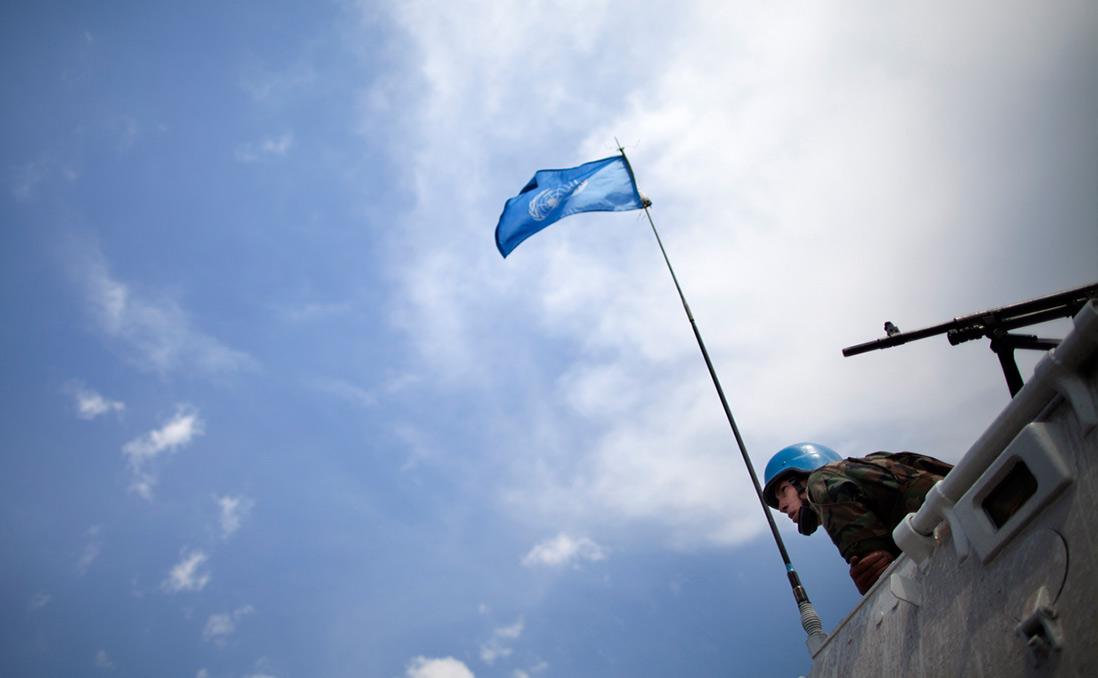 反恐演練、親赴前線:剛果民主共和國──我在聯合國維和部隊的日子(二)