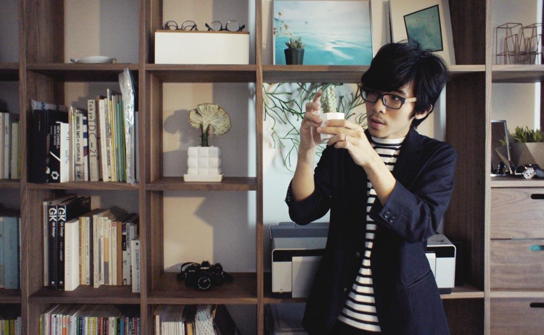 日本設計殿堂,67年來第二位台灣畢業生林唯哲:「出國留學不是遊戲,我要把台灣文化帶出去」
