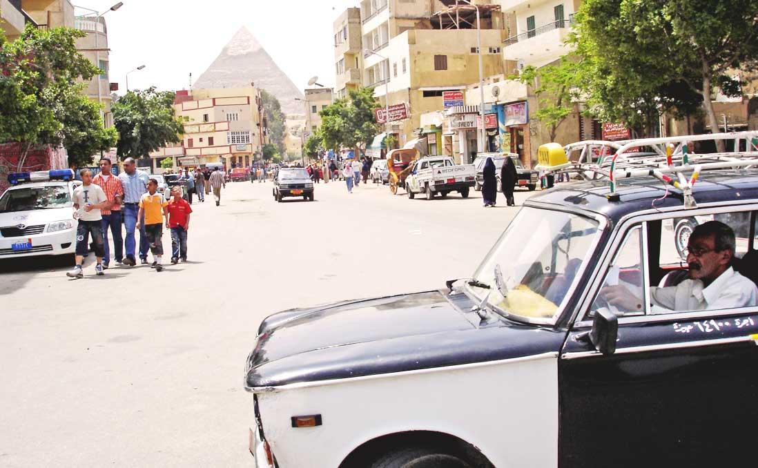 在埃及我學到的三件事──相信別人、相信自己、付出