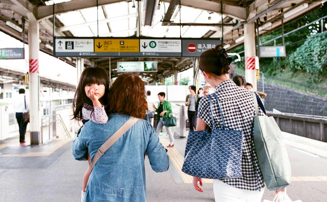 「幼童不友善?」──有了孩子以後的東京新體驗