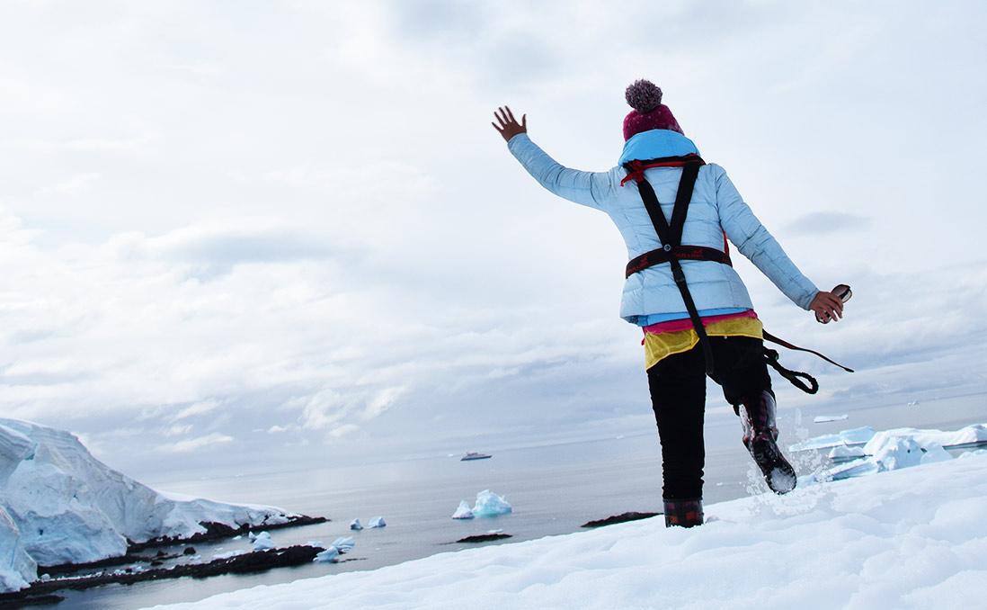 用倒數計時的視力,看盡世界的美好──三個讓我在2015年,駕著帆船遠征南極的理由