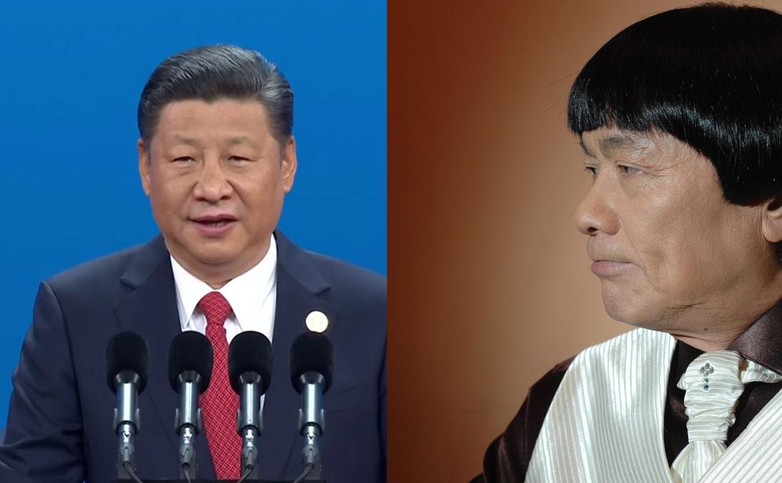 媒體人的嘆息:當國際社會都在關心「一帶一路」時,只有台灣在「豬哥亮」
