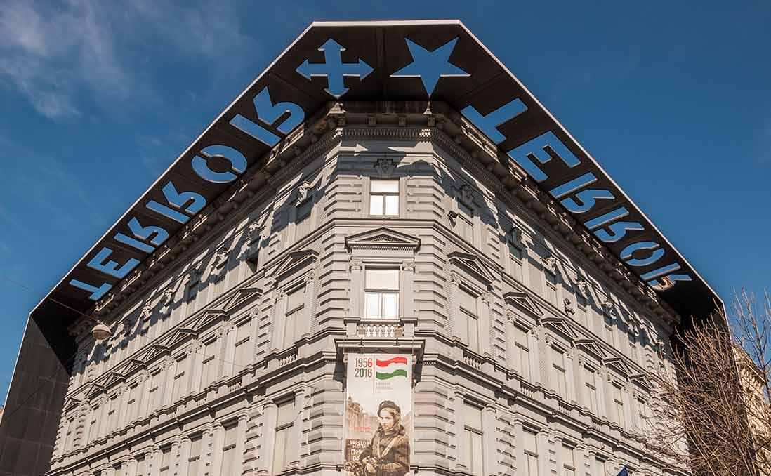 在匈牙利,走進比鬼屋更殘忍、真實的「恐怖之屋」