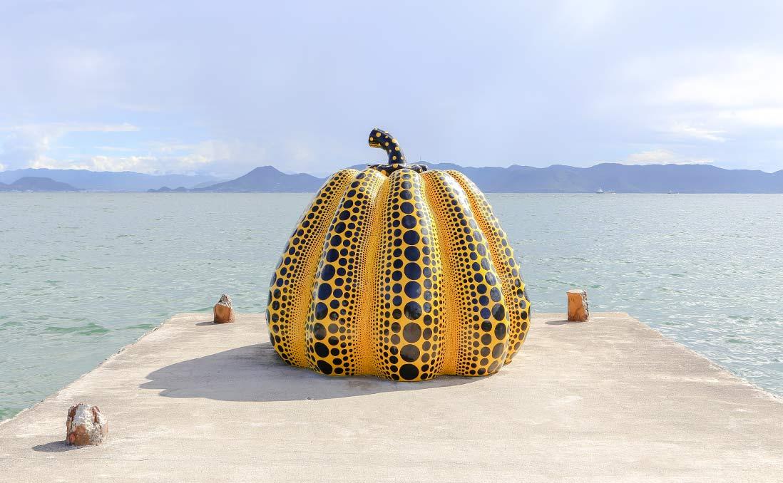 跋山涉水、搭船跳島──日本「地方創生」新玩法,最多台灣旅人響應的戶外美術館