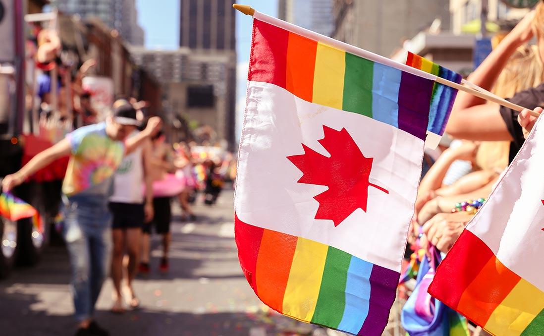 用婚姻平權,慶祝立國150年──加拿大推郵票慶同婚,魁省撥兩億台幣反恐同
