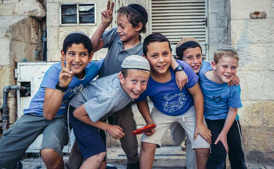 「同文同種」是獨立建國的必要條件嗎?我在以色列尋求到答案