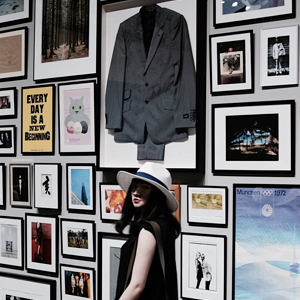 Elise Ay/紐約時尚設計圈裡的文化觀察