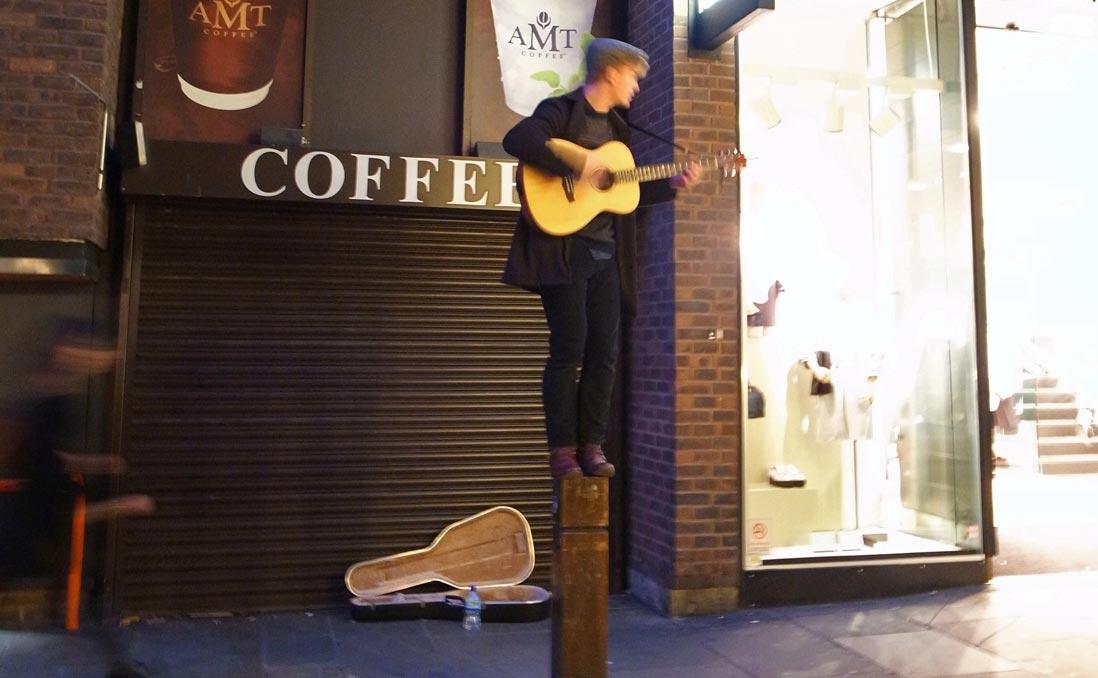 【StoryOverseas】在倫敦街頭,走入不屬於自己的偶像劇