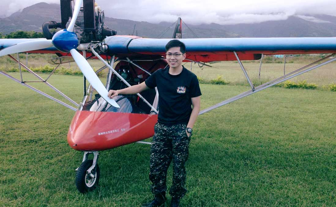 那些年,我在加州飛行的日子(上)