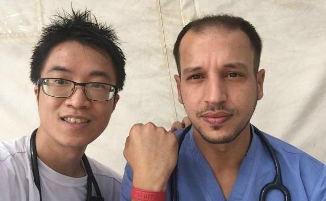 「我在伊拉克前線,第一次看見『戰場』的模樣」──一個香港急診室醫生的獨白