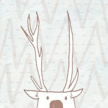 水鹿遇到馴鹿
