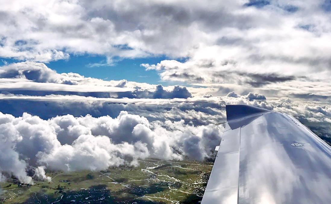 那些年,我在加州飛行的日子(下):背水一戰、堅持不懈,終於成就飛行夢