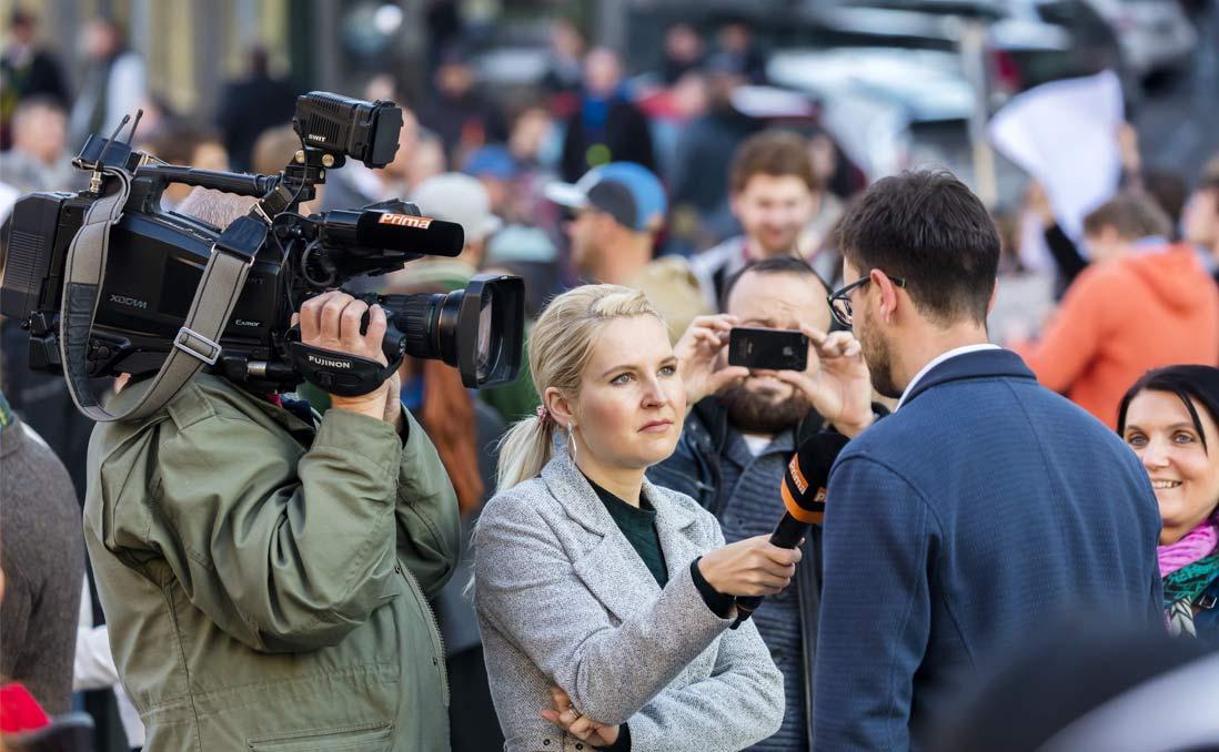 「你為何想不開要當記者?」──不願隨環境沉淪,「獨立記者」是答案嗎?