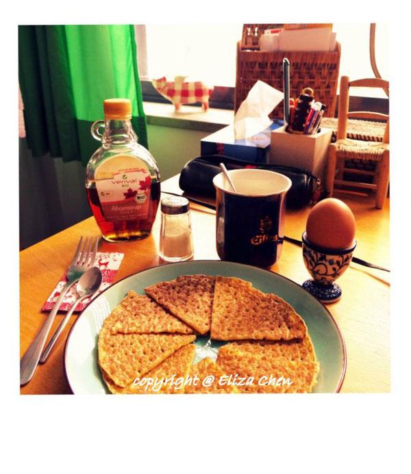 徵稿活动/一粒沙‧Chen的早餐:Mondy保持好心情的秘诀
