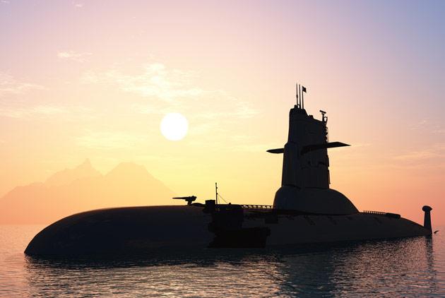 自己的潛艇自己造 台灣潛艦靠他們